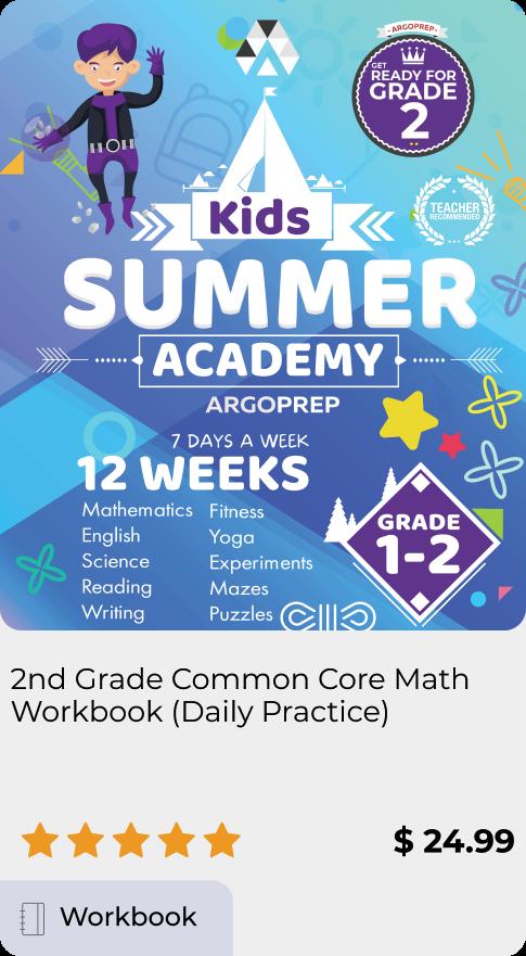 Kids Summer Academy Grades 1-2